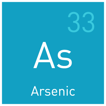 Arsenic As