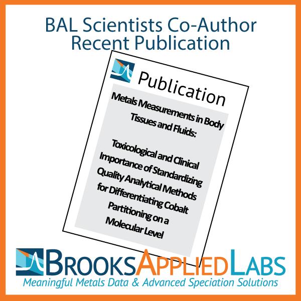 BAL Scientists Co-Author Recent Publication