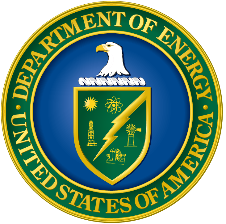 Department of Energy Logo
