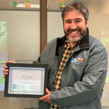 Dr. Hakan Gürleyük celebrates 15-years at Brooks Applied