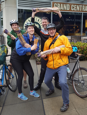 BAL Cyclers Ride for Bike-O-Ween
