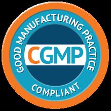 BAL is CGMP Compliant!