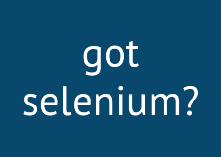 Got Selenium