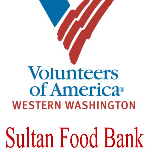 Sultan Food Bank - Volunteers of America, Western Washington